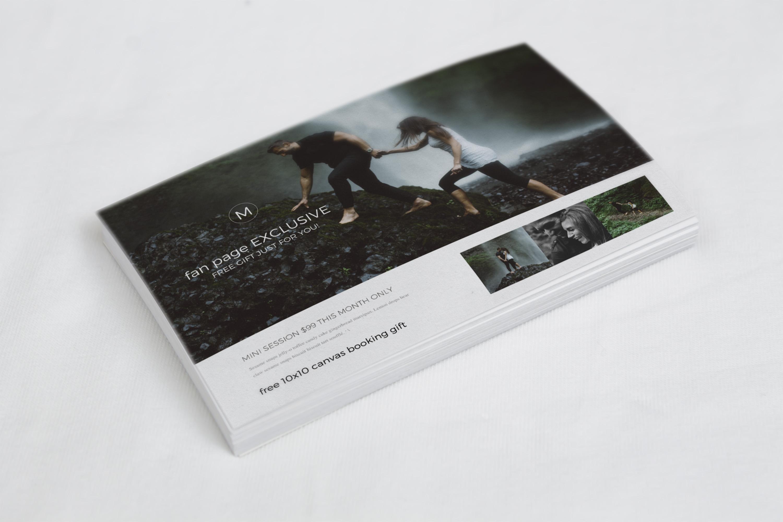 Minimalist Classroom Booking ~ Makeover photo marketing branding kits