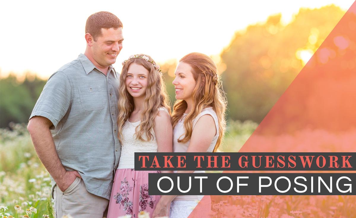 Family Posing Guide Order